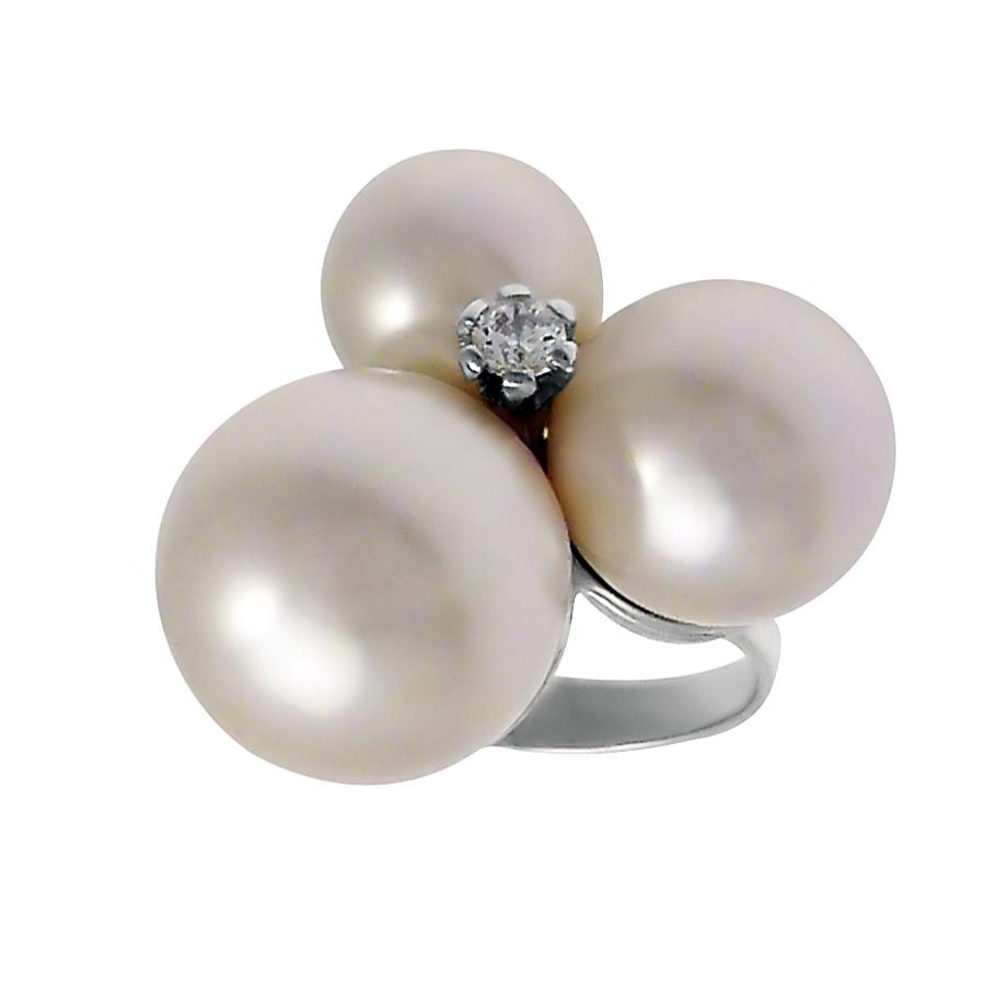 Bague Trois Perles