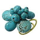 Bague Turquoises