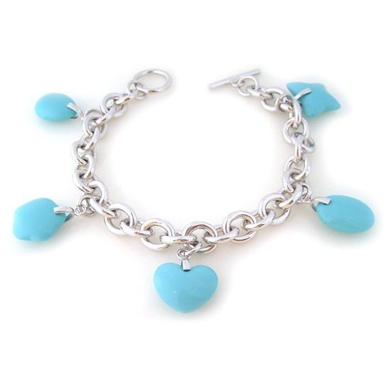 Bracelet Charms Turquoise